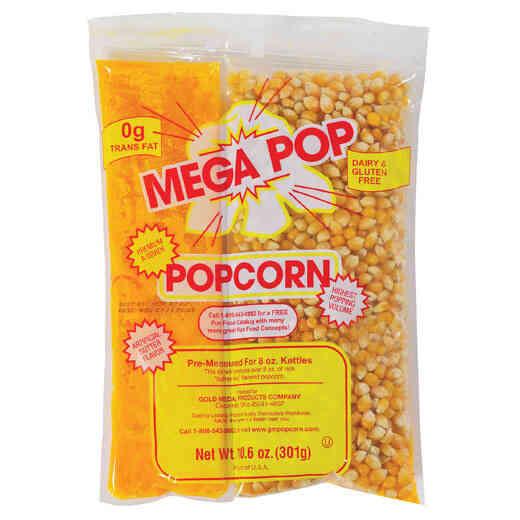 Popcorn & Popcorn Supplies