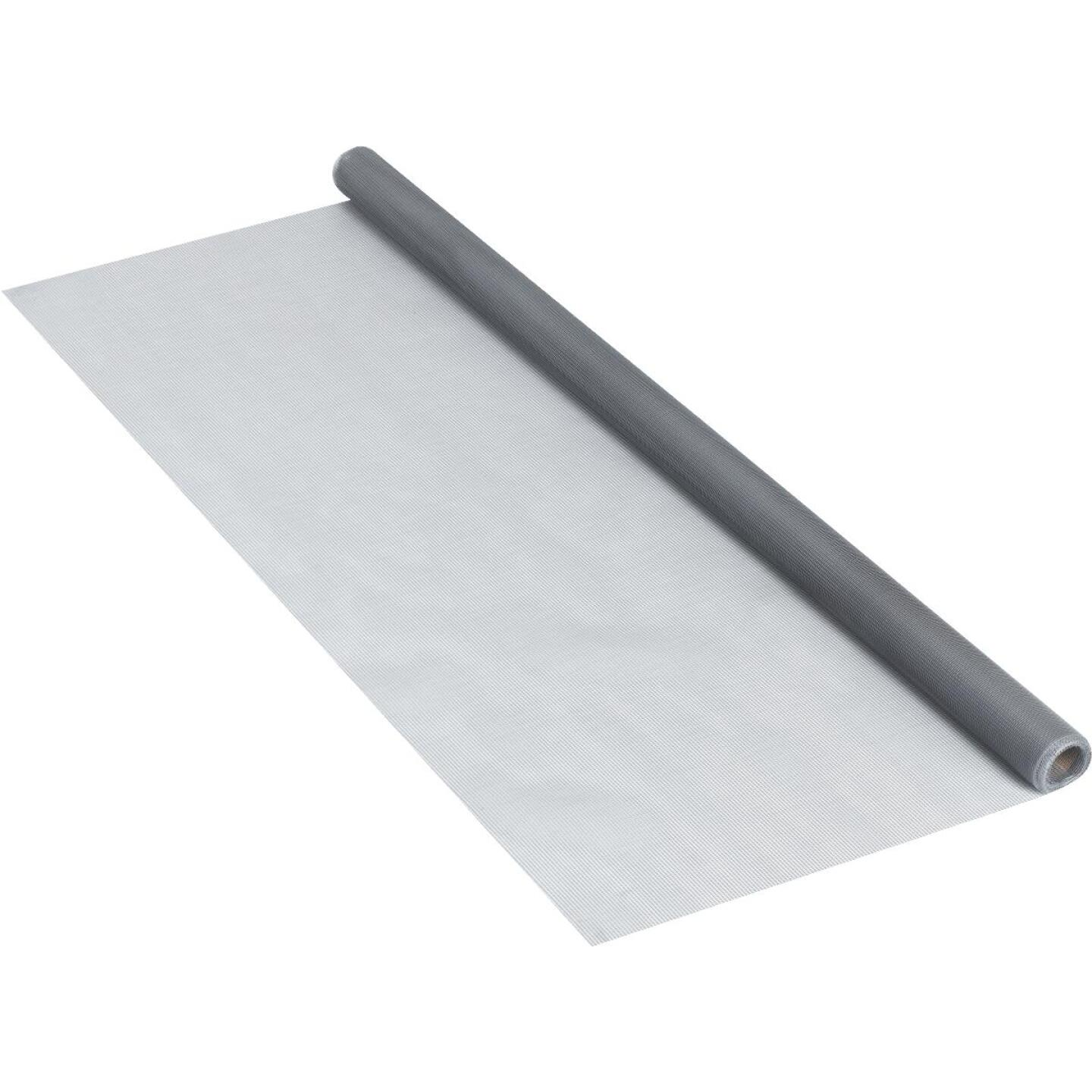 Phifer 36 In. x 84 In. Gray Fiberglass Screen Cloth Ready Rolls Image 2