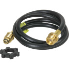 MR. HEATER 5 Ft. x Swivel 1 In.-20 Male Throwaway Cylinder Mr. Heater Buddy LP Hose Assembly Image 1