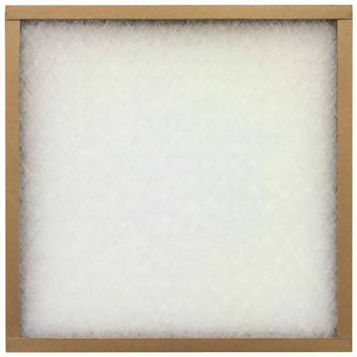Flanders PrecisionAire 14 In. x 25 In. x 1 In. EZ Flow II MERV 4 Furnace Filter