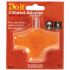 Do it Orange 15A 3-Outlet Tap Image 2